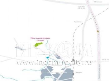 Коттеджный поселок Костомарово поле